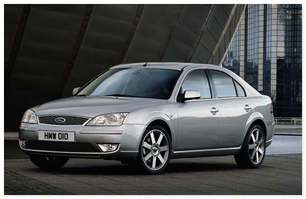 Ford Mondeo 3.0 2000 photo - 9