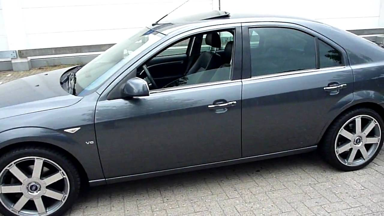 Ford Mondeo 3.0 2001 photo - 11