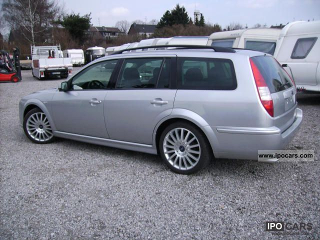 Ford Mondeo 3.0 2003 photo - 2