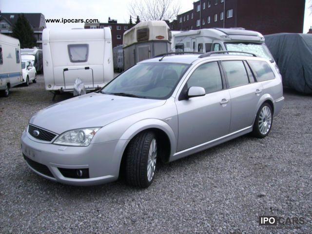 Ford Mondeo 3.0 2003 photo - 4