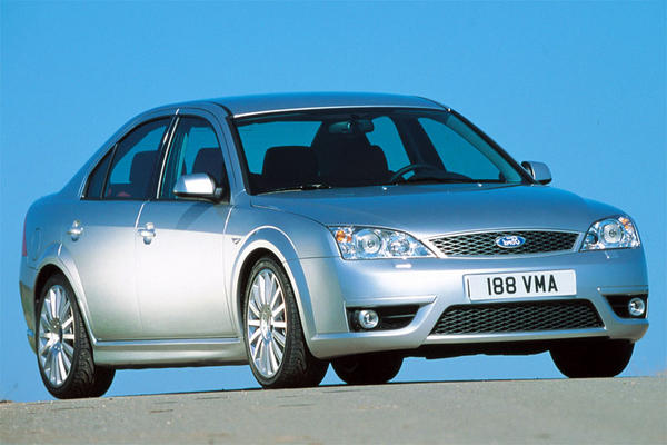 Ford Mondeo 3.0 2003 photo - 6