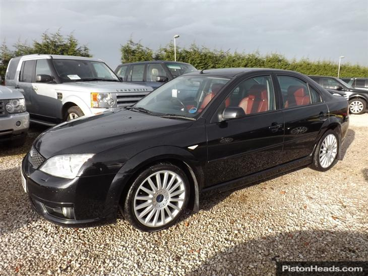 Ford Mondeo 3.0 2003 photo - 7