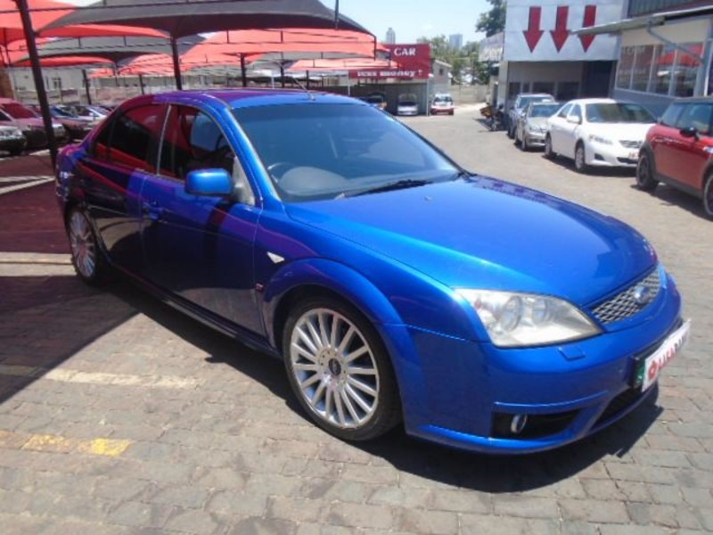 Ford Mondeo 3.0 2004 photo - 1