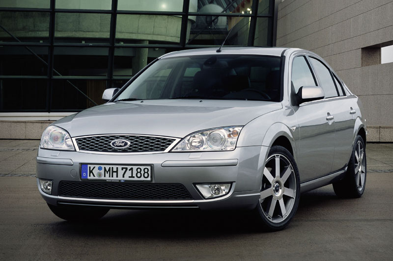 Ford Mondeo 3.0 2006 photo - 4