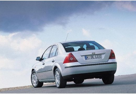 Ford Mondeo 3.0 2007 photo - 3