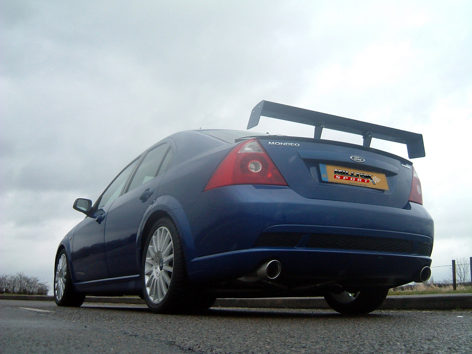 Ford Mondeo 3.0 2007 photo - 4