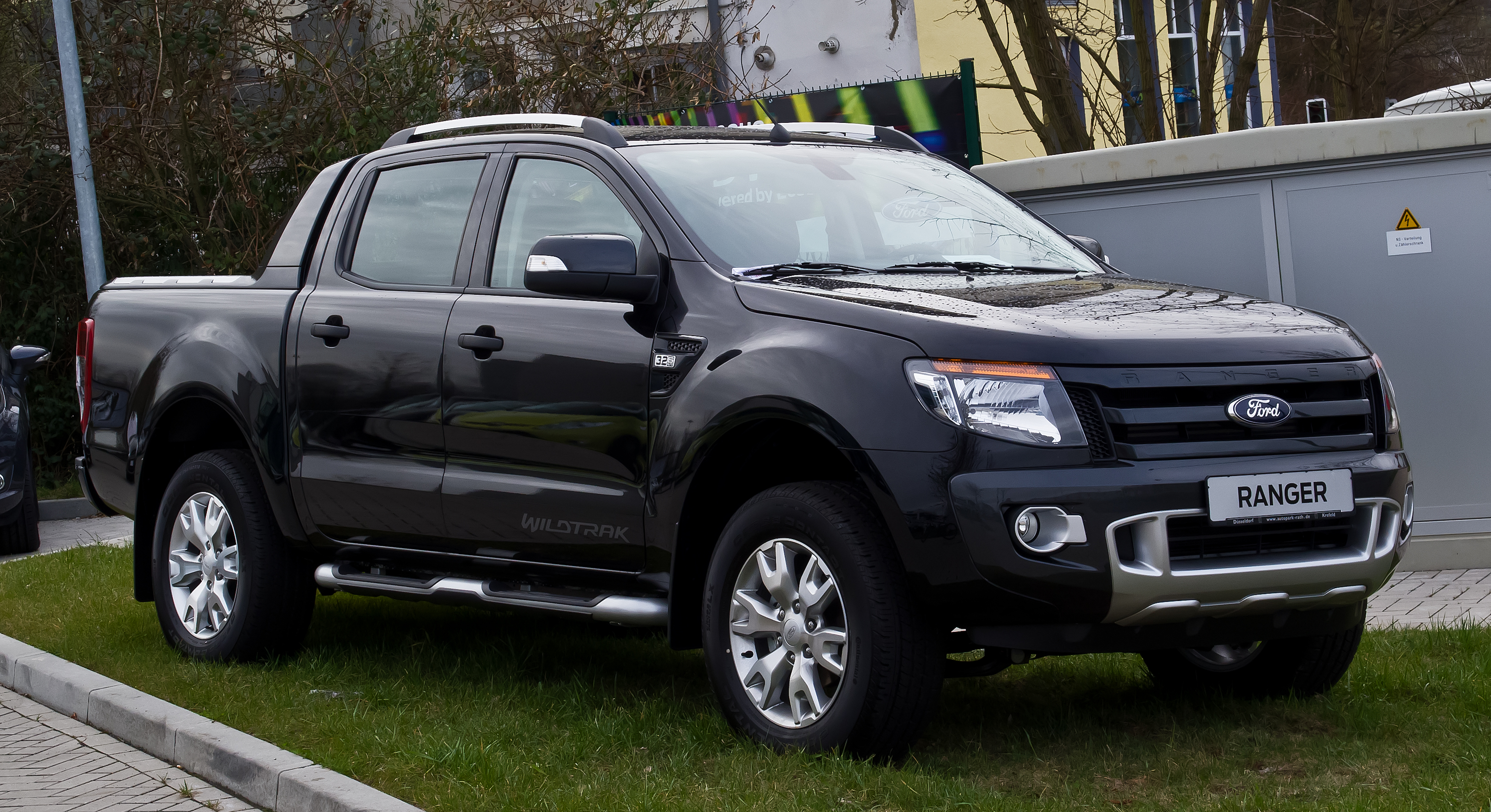 Ford Ranger 2.2 2014 photo - 1