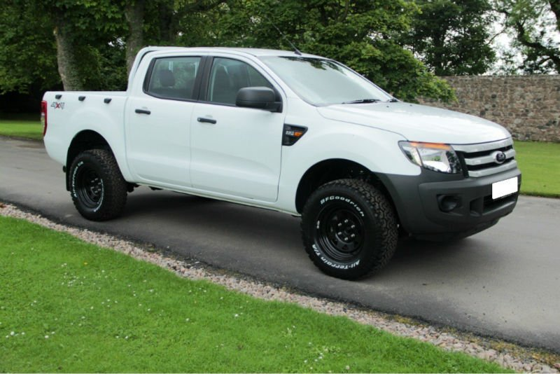 Ford Ranger 2.2 2014 photo - 12