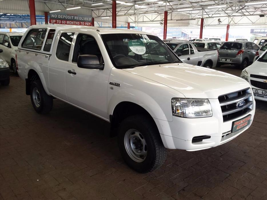 Ford Ranger 2.5 2009 photo - 11