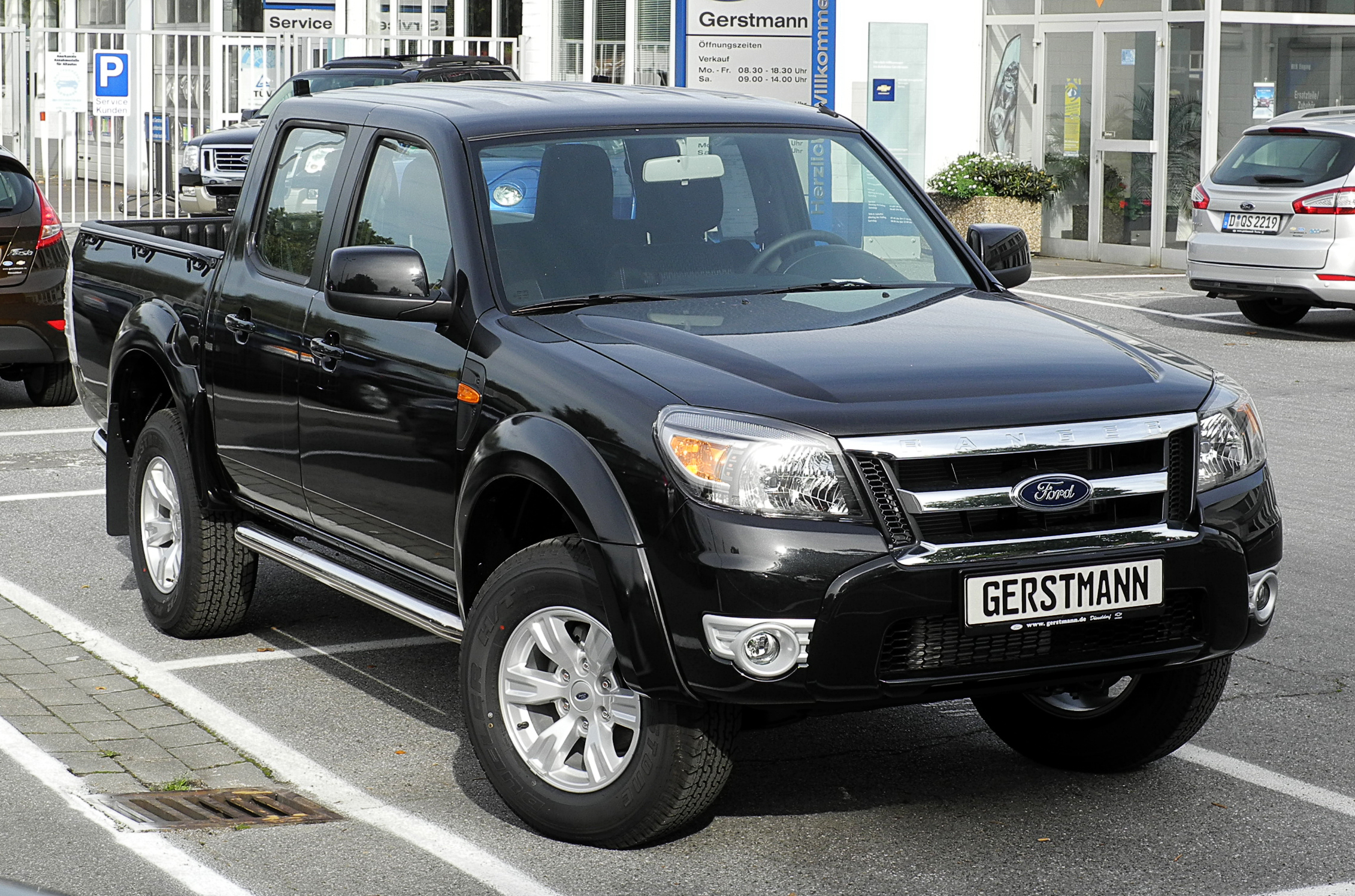 Ford Ranger 2.5 2009 photo - 2