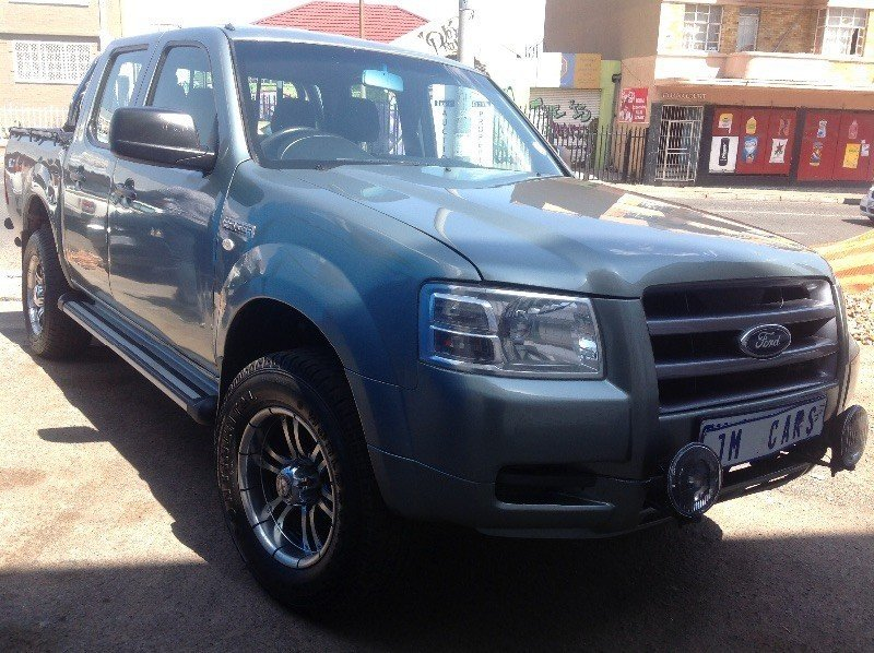 Ford Ranger 2.5 2009 photo - 4
