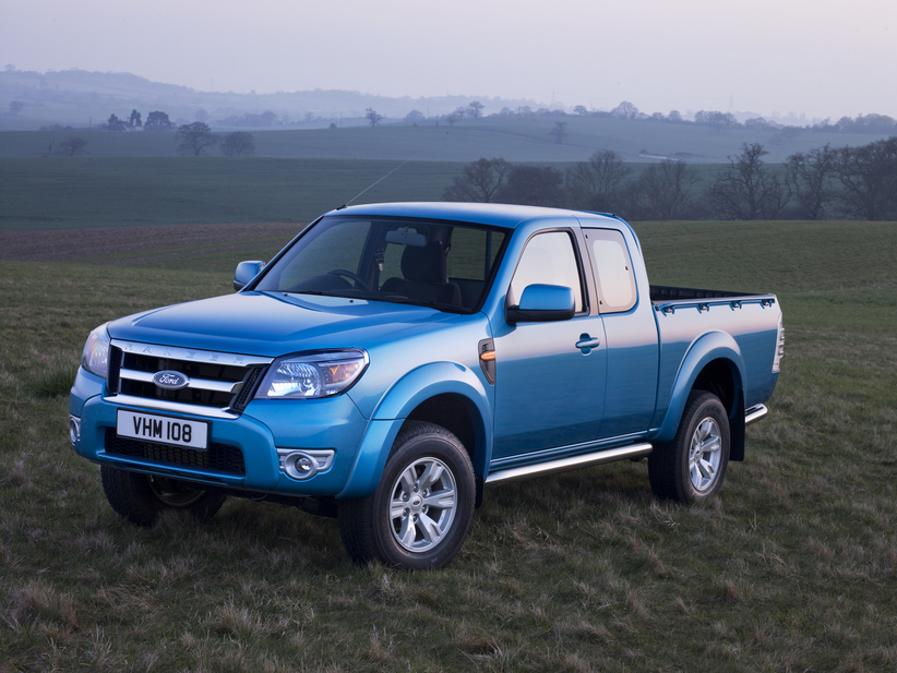 Ford Ranger 2.5 2009 photo - 8