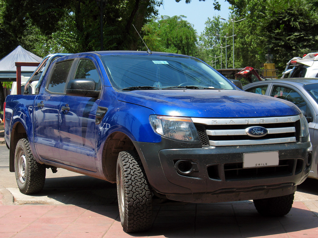 Ford Ranger 2.5 2013 photo - 1