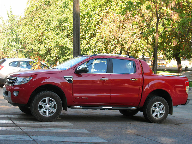 Ford Ranger 2.5 2013 photo - 3