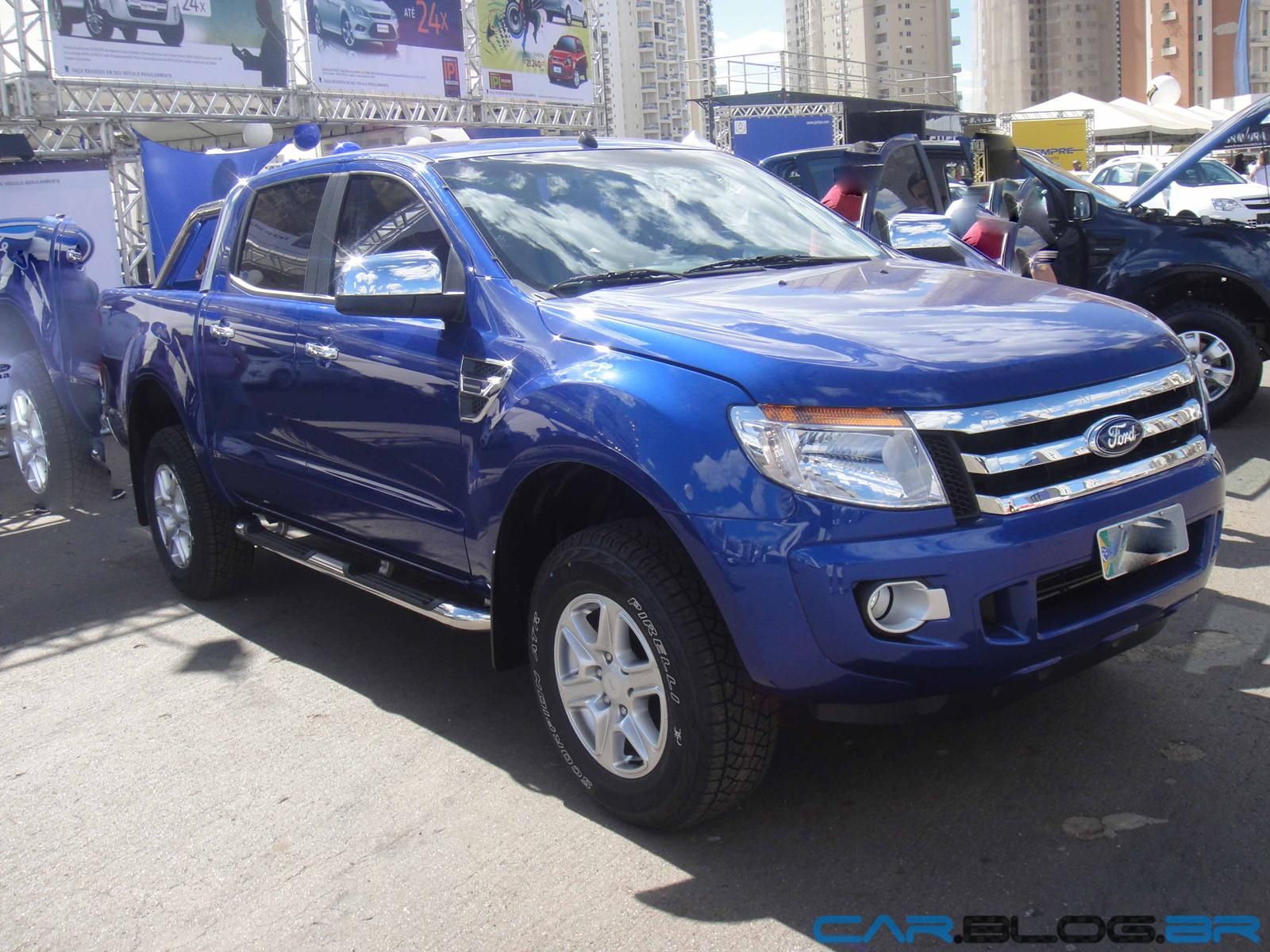 Ford Ranger 2.5 2013 photo - 5