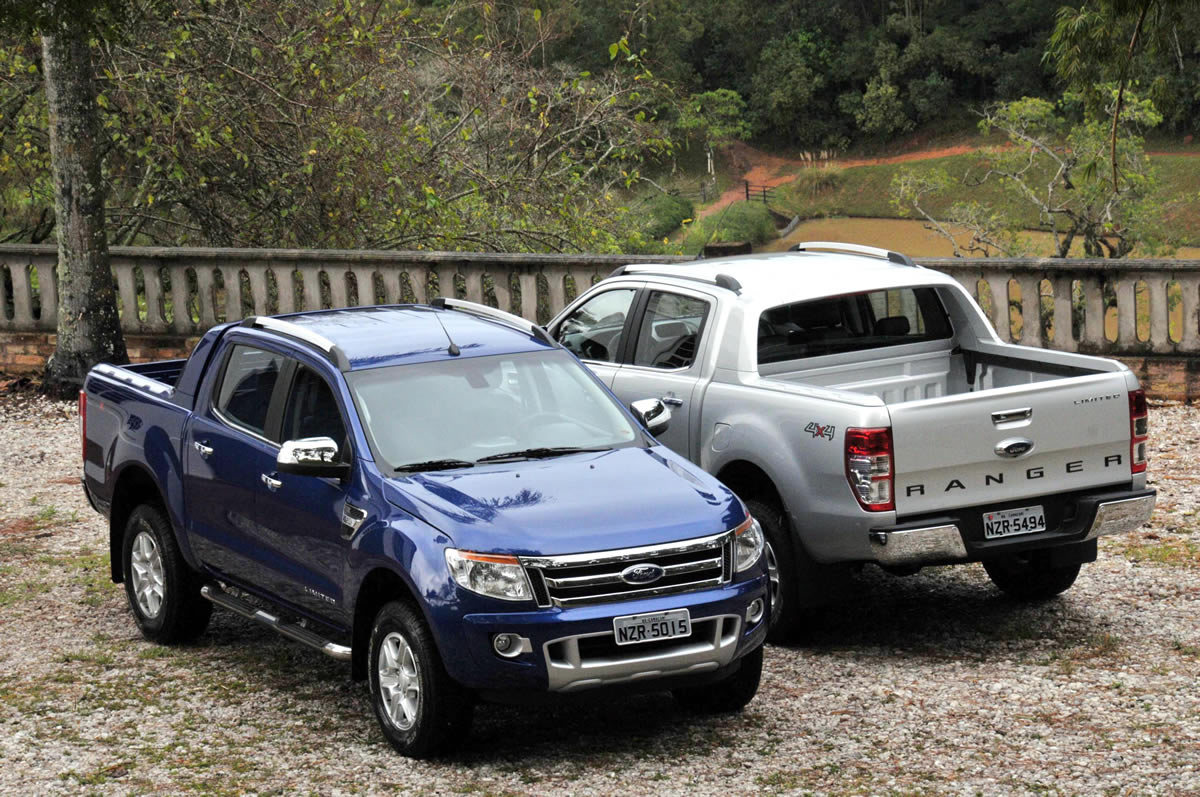 Ford Ranger 2.5 2013 photo - 6