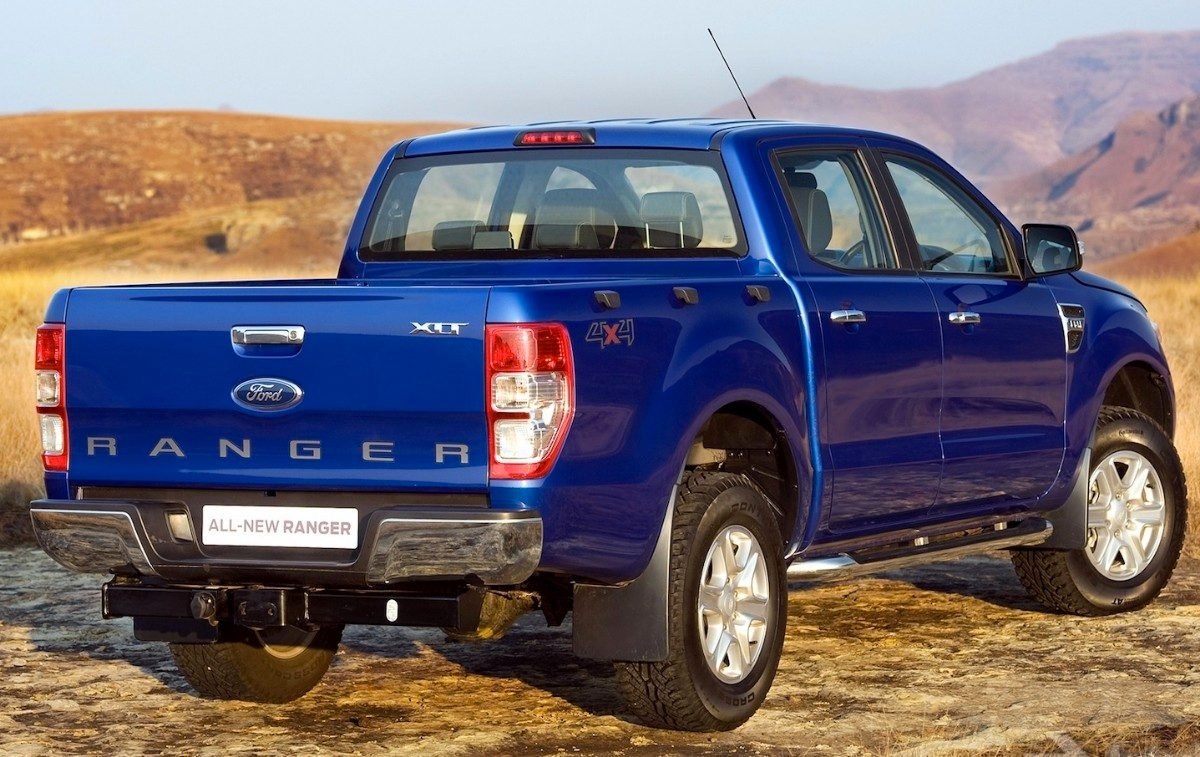 Ford Ranger 2.5 2013 photo - 9
