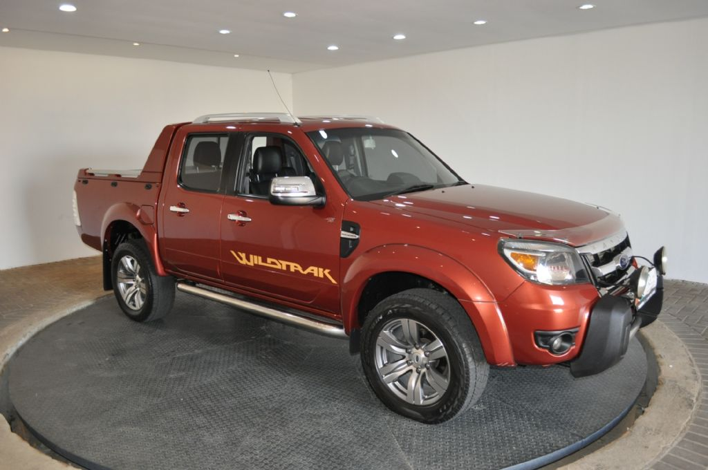 Ford Ranger 3.0 2010 photo - 8