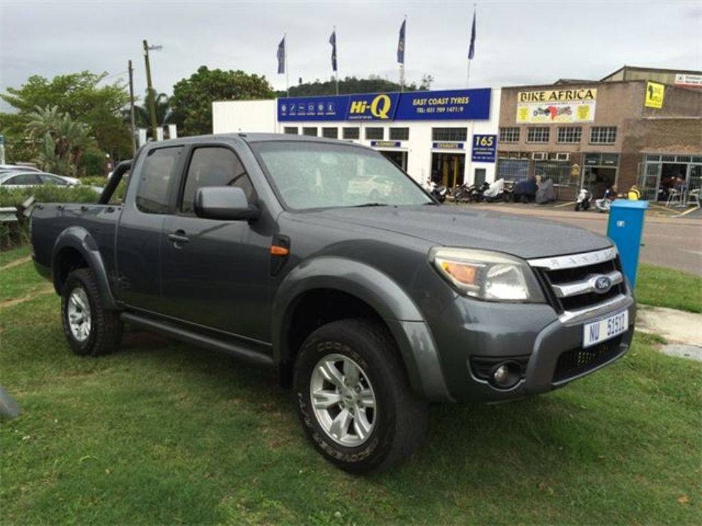 Ford Ranger 3.0 2011 photo - 1