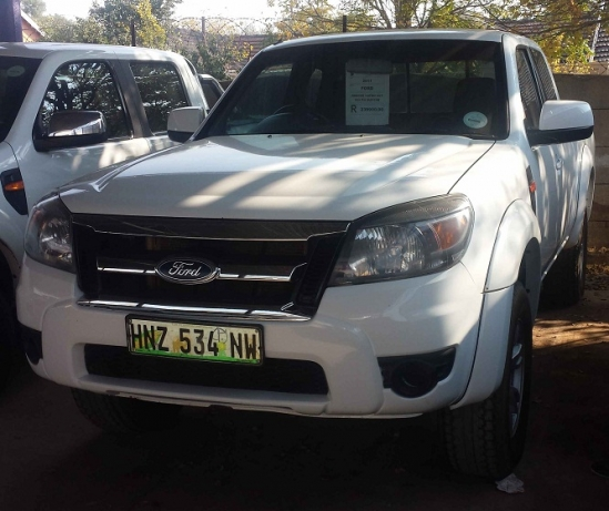 Ford Ranger 3.0 2011 photo - 10