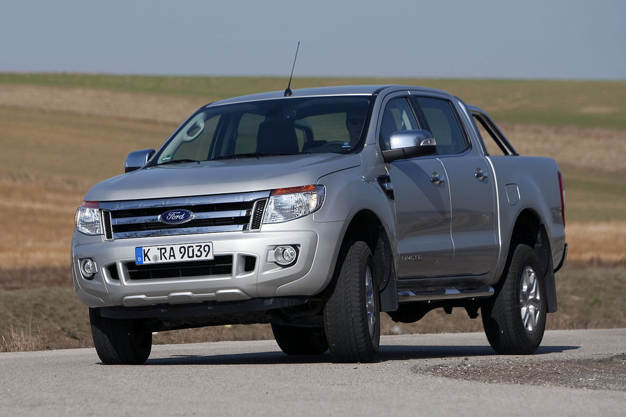 Ford Ranger 3.2 2011 photo - 3