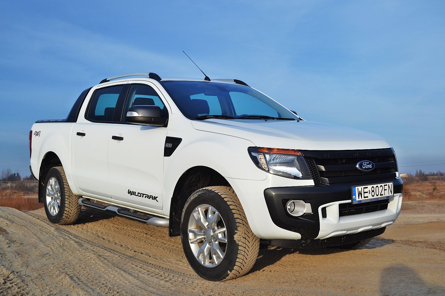 Ford Ranger 3.2 2011 photo - 4