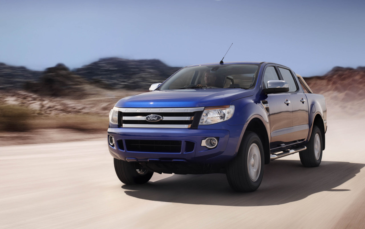 Ford Ranger 3.2 2011 photo - 7