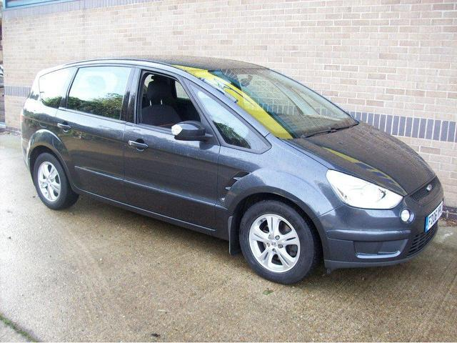 Ford S-Max 1.8 2006 photo - 1
