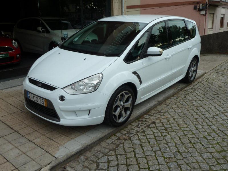 Ford S-Max 1.8 2006 photo - 2