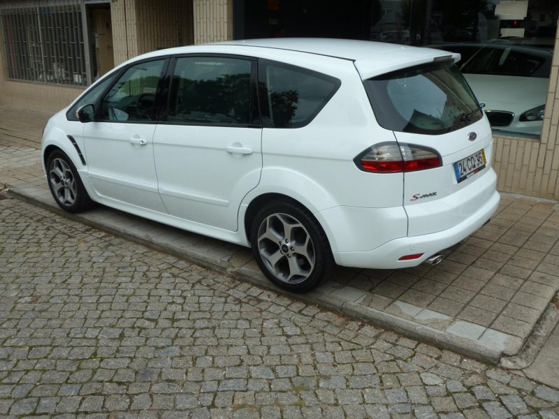Ford S-Max 1.8 2006 photo - 3