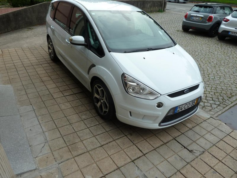 Ford S-Max 1.8 2006 photo - 4