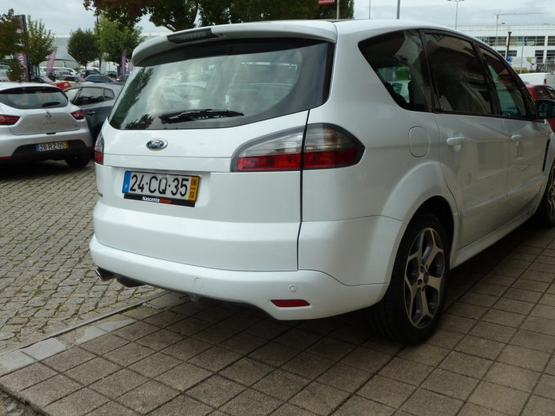 Ford S-Max 1.8 2006 photo - 6