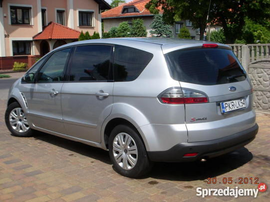 Ford S-Max 1.8 2006 photo - 9