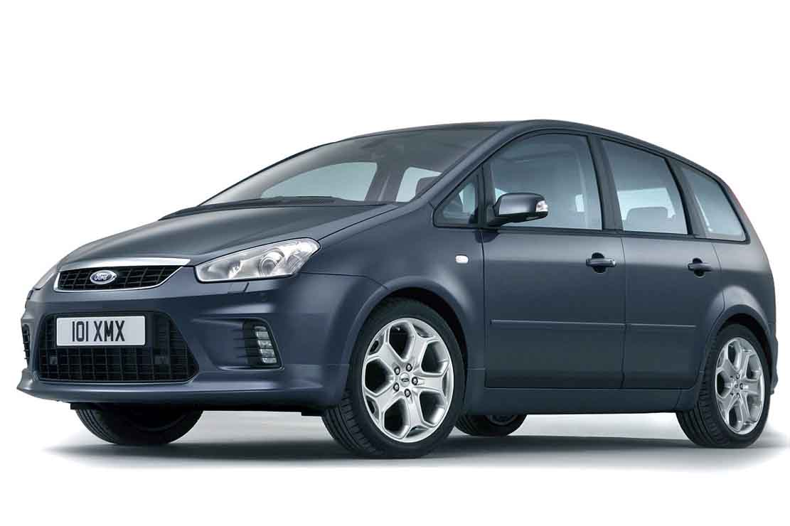 Ford S-Max 1.8 2010 photo - 2