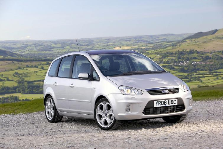 Ford S-Max 1.8 2010 photo - 8