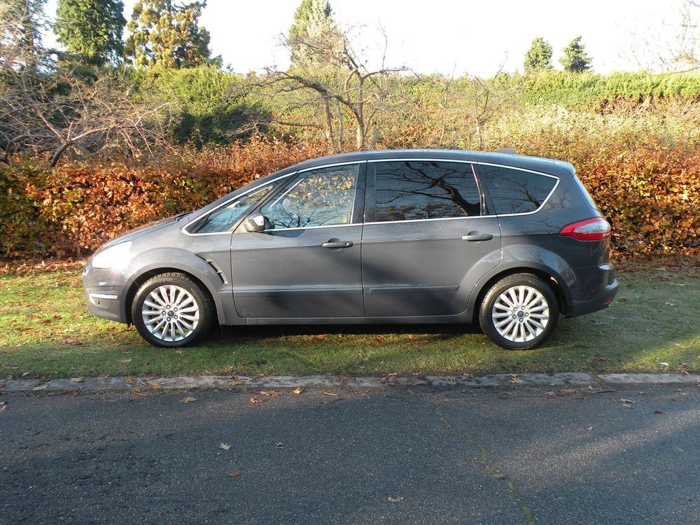 Ford S-Max 2.0 1999 photo - 10
