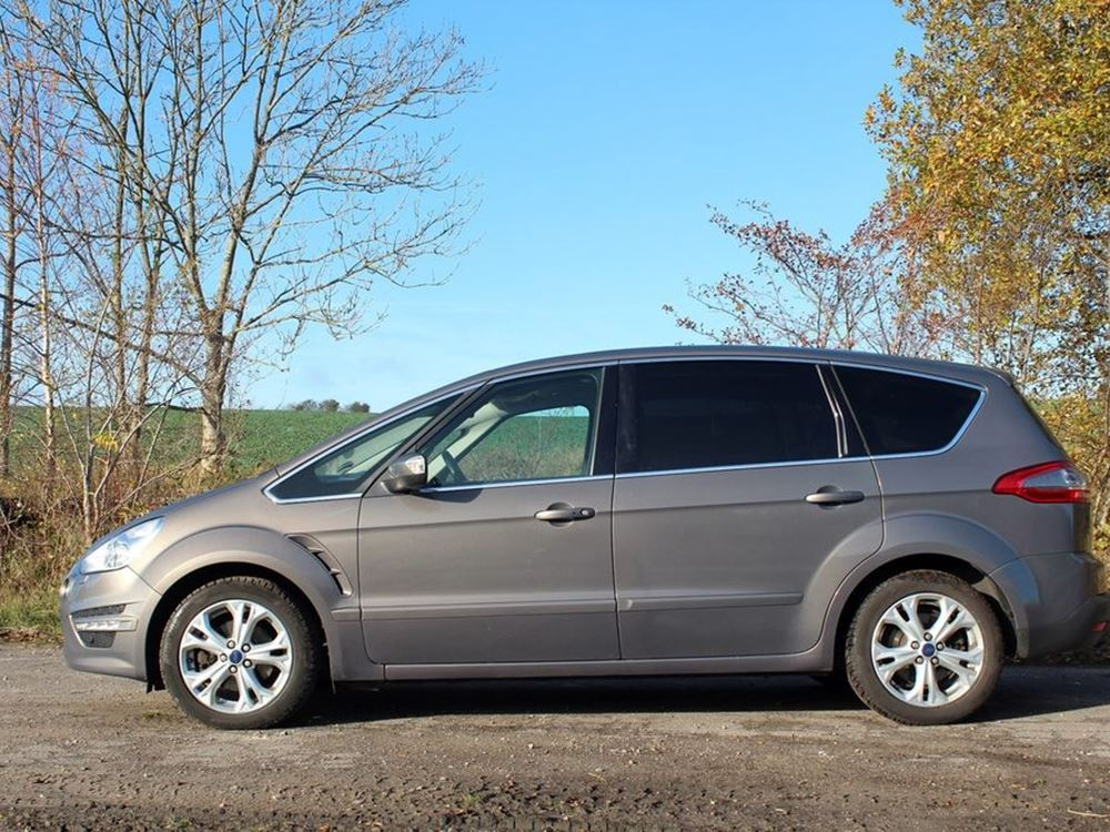 Ford S-Max 2.0 1999 photo - 6