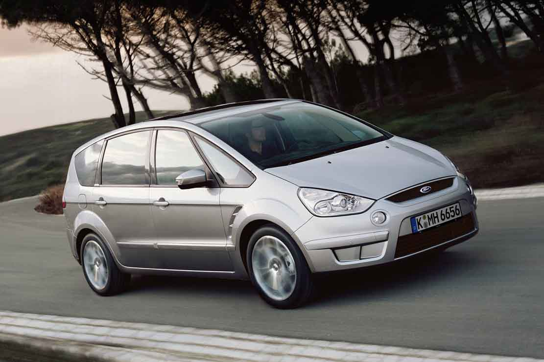 Ford S-Max 2.0 2008 photo - 1