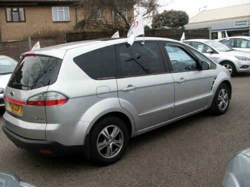 Ford S-Max 2.0 2008 photo - 2