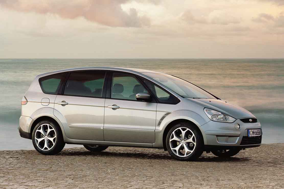 Ford S-Max 2.0 2008 photo - 4