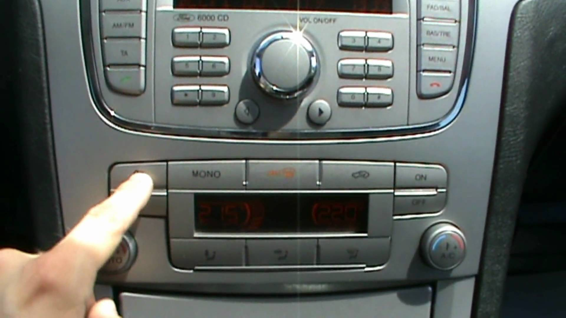 Ford S-Max 2.0 2008 photo - 5