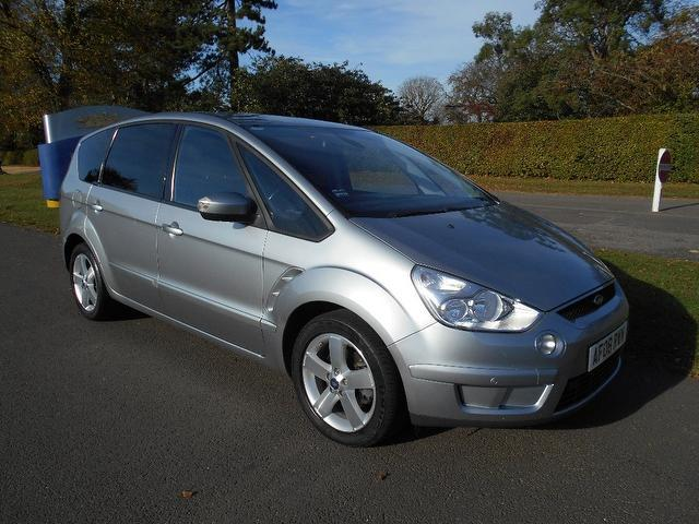 Ford S-Max 2.0 2008 photo - 7
