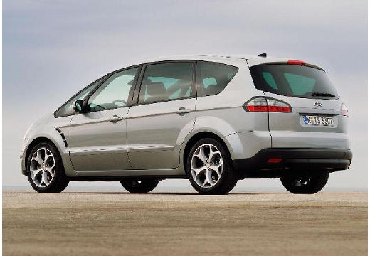 Ford S-Max 2.0 2008 photo - 8
