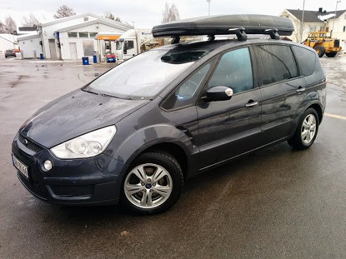 Ford S-Max 2.0 2009 photo - 11