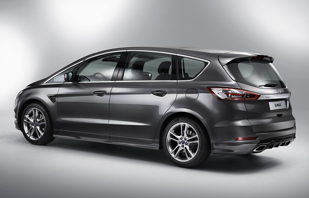 Ford S-Max 2.0 2010 photo - 5