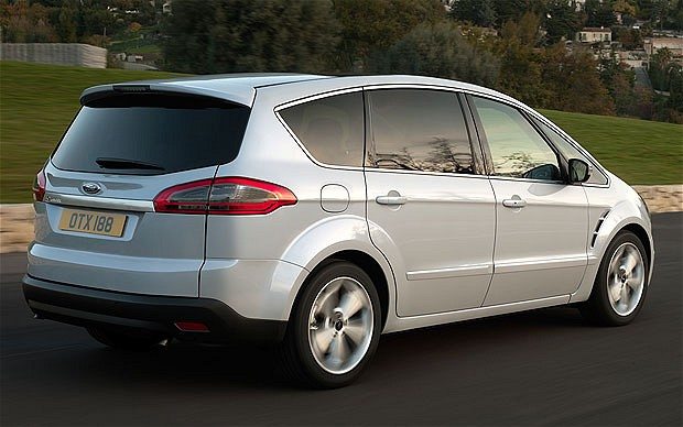 Ford S-Max 2.0 2011 photo - 1
