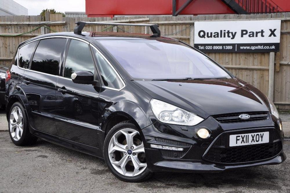 Ford S-Max 2.0 2011 photo - 10