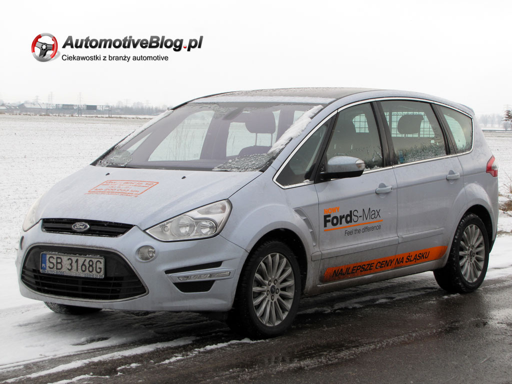 Ford S-Max 2.0 2011 photo - 5