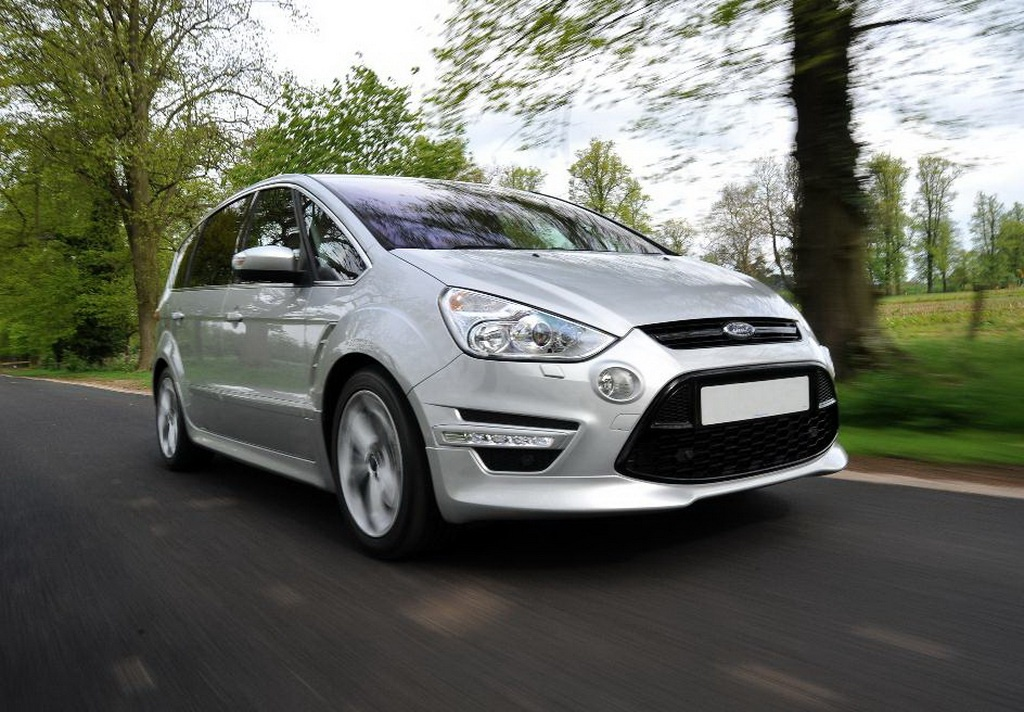 Ford S-Max 2.0 2011 photo - 7