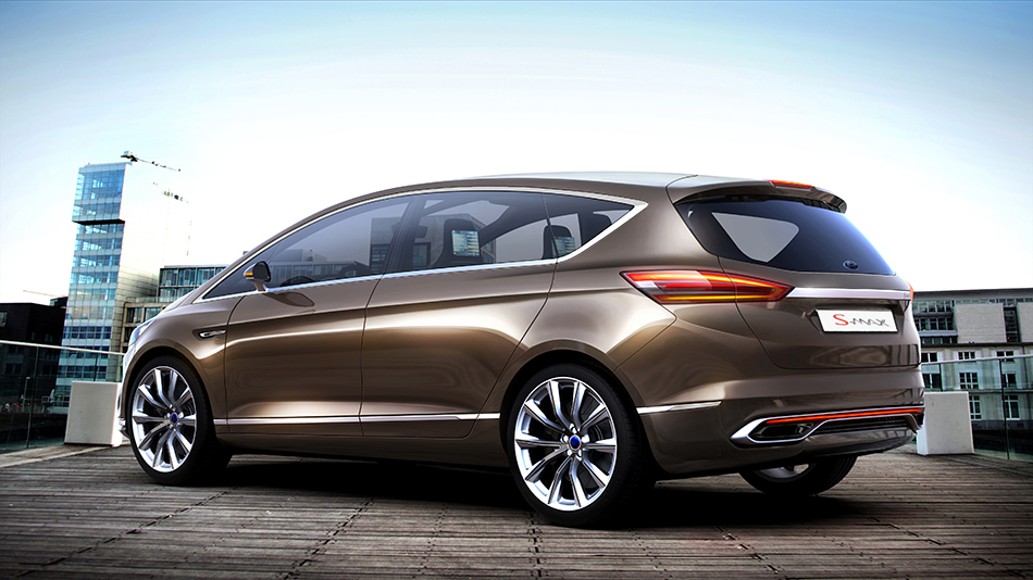 Ford S-Max 2.0 2013 photo - 1